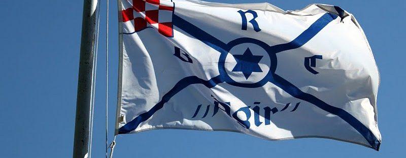 Flagge BRC Ägir